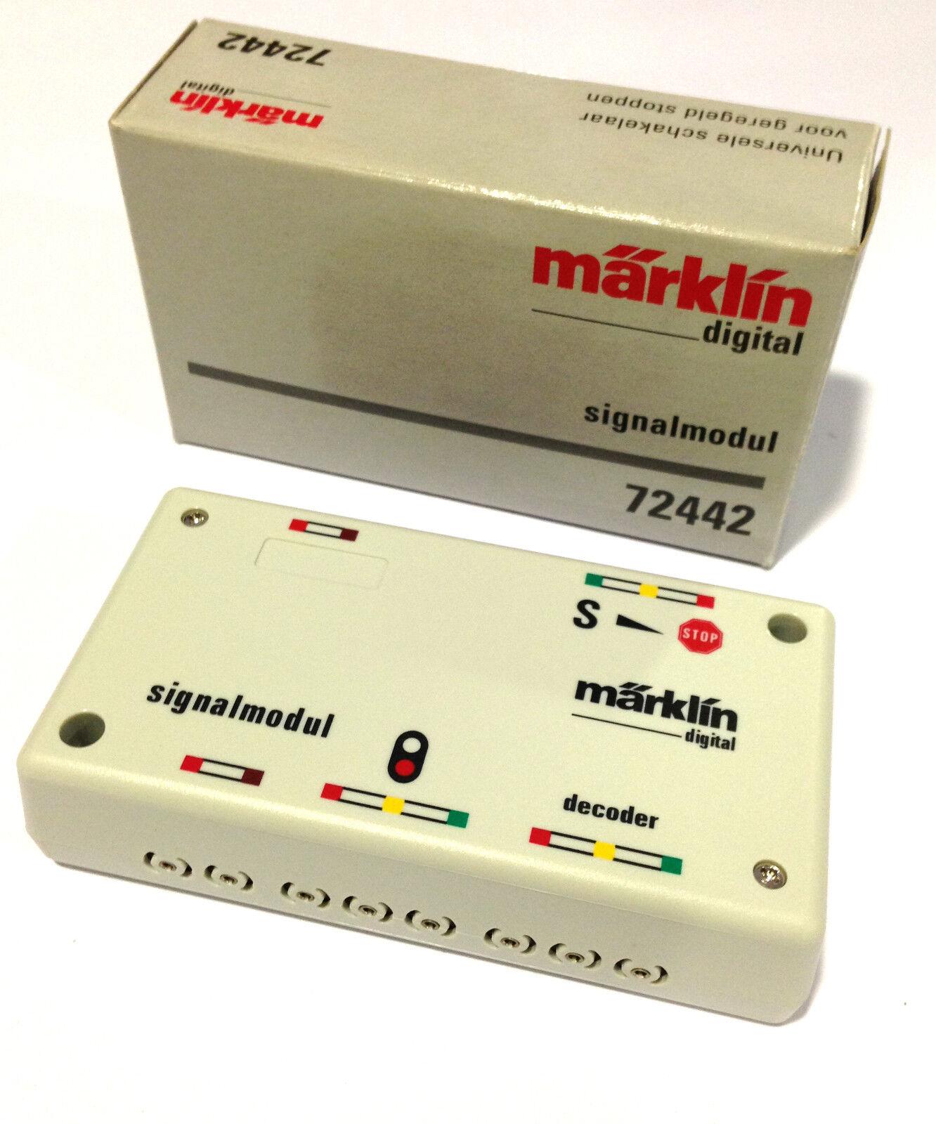 NEW Marklin 72442 Braking Signal Module   Bremsmodul (Digital)