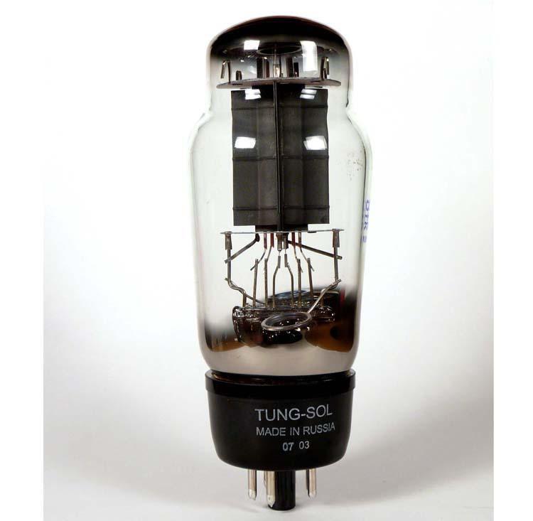 Mesa Boogie Single Rectifier 50 ULTIMO Tube Set 6L6GC Recto guld Pin Preamps