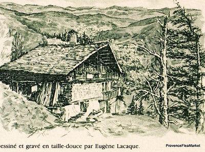 Gelernt Das Münstertal Frankreich Philatelistische Dokument Offiziell 2591 Frankreich & Kolonien
