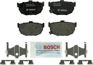 Disc Brake Pad-QuietCast Pads Rear BOSCH BP340