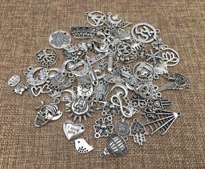 100gra wholesale medallion bulk lots tibetan silver plated mixed image is loading 100gra wholesale medallion bulk lots tibetan silver plated aloadofball Gallery