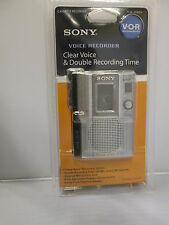 Sony TCM-200DV Handheld Cassette Voice Recorder TCM200 DV