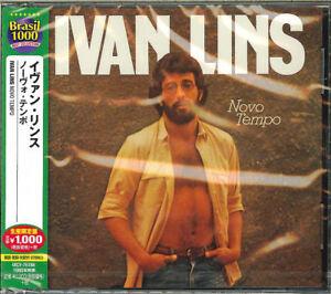 IVAN-LINS-NOVO-TEMPO-JAPAN-CD-Ltd-Ed-B63