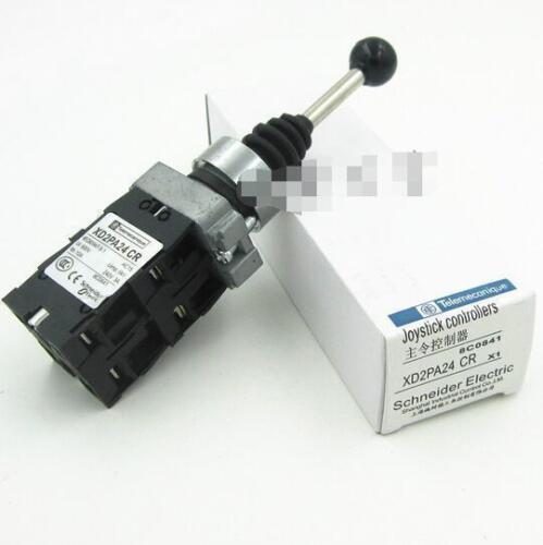 New Schneider XD2PA24CR Joystick controllers XD2PA24 *PQT