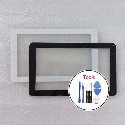 "Touch Screen Digitizer Glass For 9 Inch Tablet iRulu eXpro X9 9/"" iRULU X1 9/"""