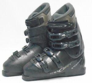 Details about Salomon Sport Ski Boots Size 8.5 Mondo 26.5 Used