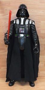 Genuine-2013-Lucasfilm-Jakks-Pacific-32-034-Darth-Vader-Action-Figure-READ
