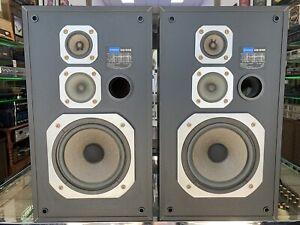 PIONEER-CS-545-3-Way-90-Watts-Speaker-Vintage-Made-In-Belgica-Good-Look