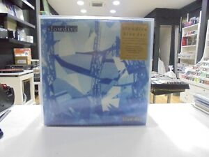 Slowdive LP Europa Blue Day 2020 Limitierte White Marbled 180GR. Audiophile