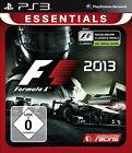 F1 2013 -- Essentials (Sony PlayStation 3, 2015, DVD-Box)