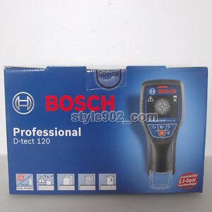 Initiative Original Bosch Professional D-tect 120 Mur/plancher Scanner Panneau Détecteur-afficher Le Titre D'origine Ventes Pas ChèRes 50%