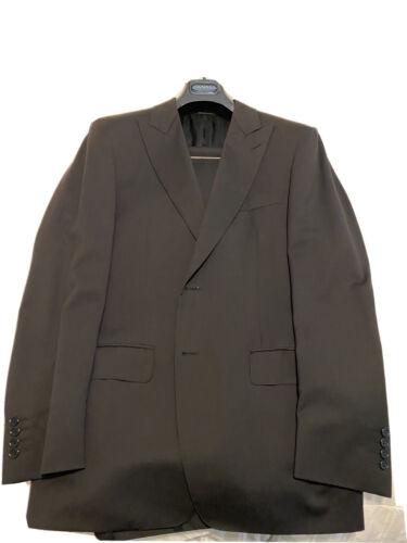 Black Canali Suit 38