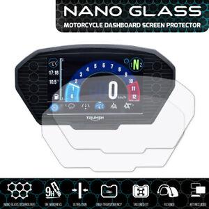 Triumph-TIGER-800-1200-2018-NANO-GLASS-Dashboard-Screen-Protector-x-2