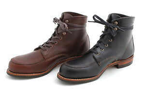 d9d7ff74ef7 Details about Wolverine Boots 1000 Miles Original Courtland MADE IN USA