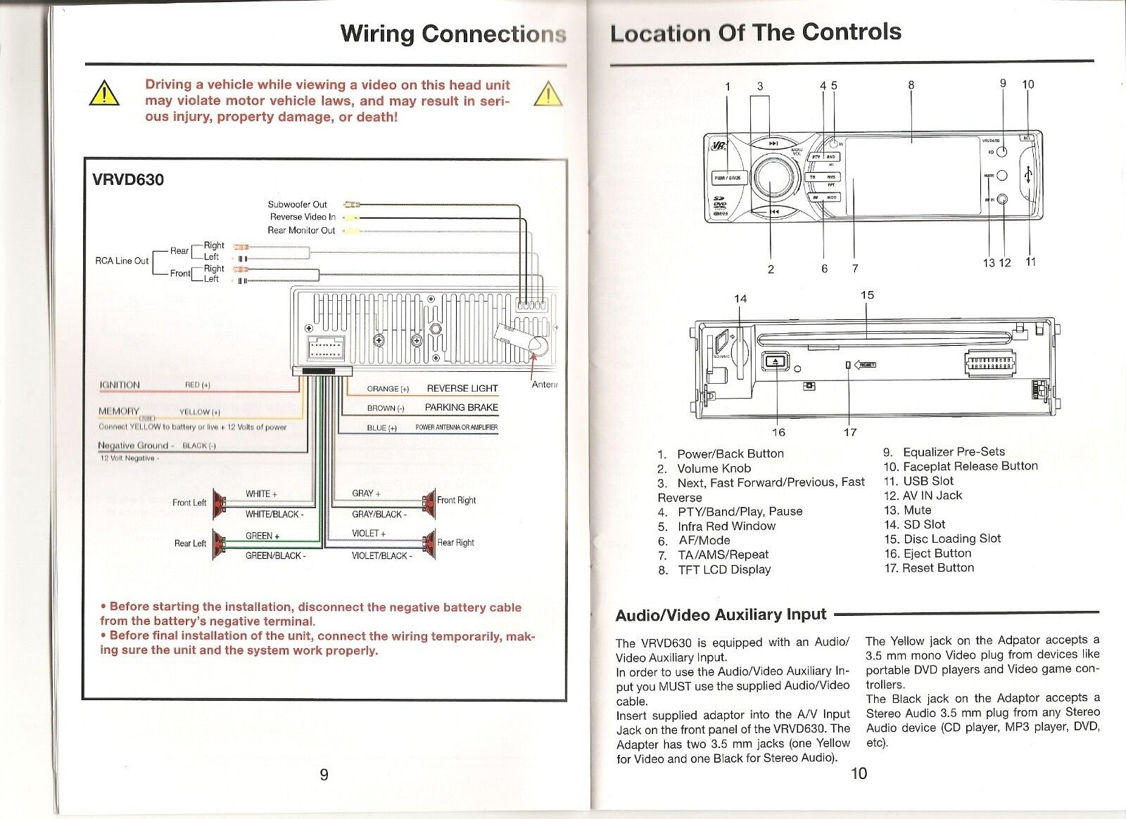 Vr3 Car Stereo Wiring Diagram Great Installation Of Bose Audio Lcd Harness Simple Rh 71 Mara Cujas De Boss Basic