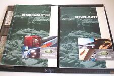 LAND ROVER FREELANDER 1998 Handbuch mit Bordmappe Betriebsanleitung Serviceh. BA