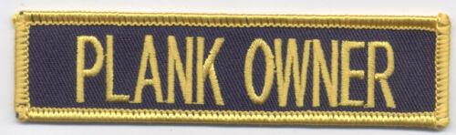 Plankowner 4x1 EonT BC Patch Cat No C6512