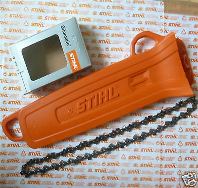 "Stihl Chainsaw Bar Scabbard Cover 14/"" 35cm 0000 792 9160 Genuine"