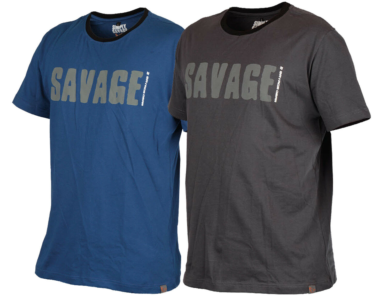 Savage Gear Semplicemente Abbigliamento Cappello Maglietta da Corsa Felpa Giacca