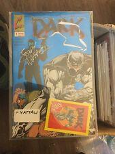 The Dark 1 Continum Comics Signed Naftali
