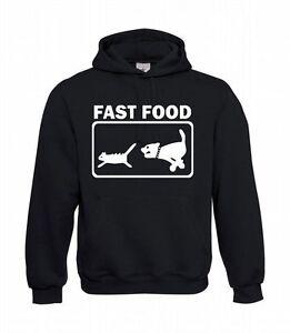Fast-Food-Men-039-s-Hoodie-I-Hoodie-I-Hoodie-to-5XL