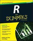R For Dummies von Andrie de Vries und Joris Meys (2015, Taschenbuch)