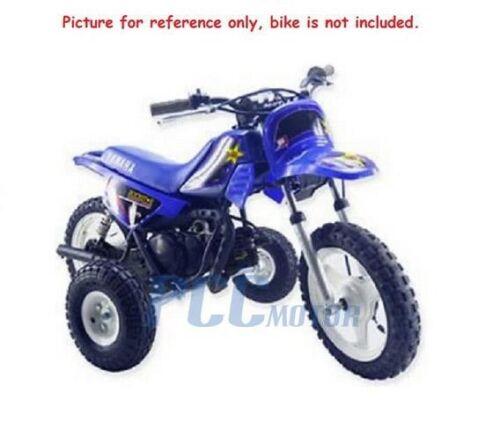 DIRT BIKE MOTORCYCLE TRAINING WHEELS FOR YAMAHA PW50 PW PY 50 PEE WEE 9 TW03