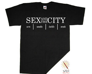City in sex shirt t