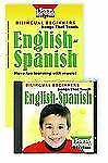 Bilingual Beginners: English-Spanish, CD/book kit Sara Jordan Presents