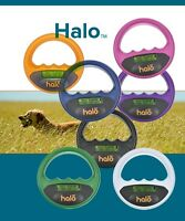 Halo Pet Microchip Reader Universal Scanner 7 Colors