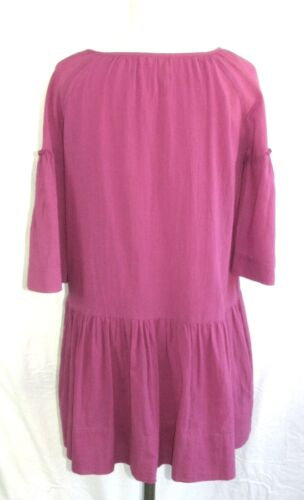 Daria Robe Taille Tbe 36 Cotonniers Des Marengo Coton Modele Comptoir Rose I64gwxAq