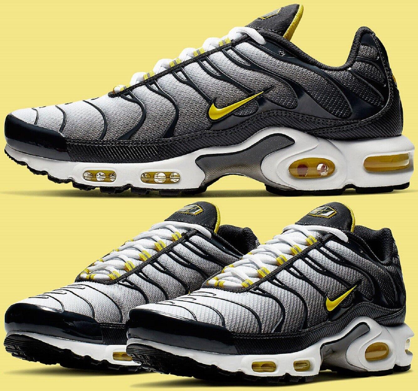 Nike Air Max Plus scarpe da ginnastica Men's Lifestyle scarpe Bumble Bee