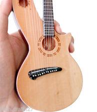 Miniature Guitar Special Edition Harp Guitar Double Neck RARE !
