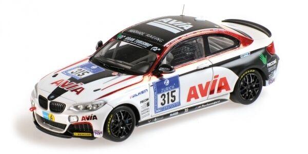 BMW M 235i RACING TEAM MATHOL RACING Serrano Wawer 24 H Nurburgring 2014 1 43