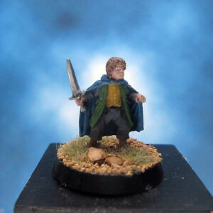 Painted-Games-Workshop-LOTR-Miniature-Merry