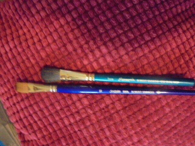 Robert Simmons Sapphire Brush S67L Filbert 2