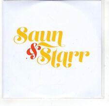 (GR159) Saun & Starr, Big Wheel - DJ CD