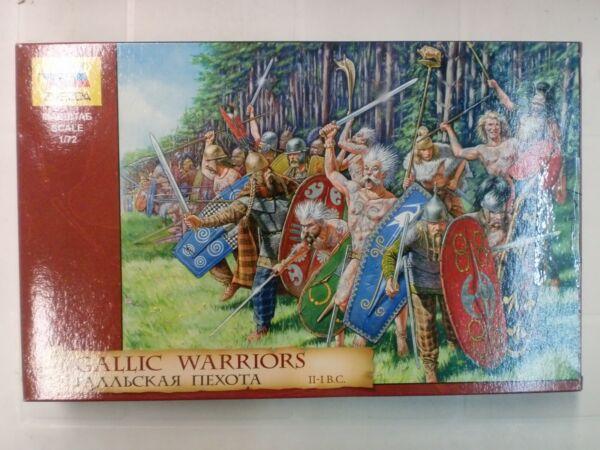 Intenzionale Zvezda Figurini 1/72 - Gallic Warriors Dolcezza Gradevole