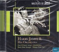Masters of JAZZ + CD + Harry James and his Orchestra + Tolles Album mit 13 Songs