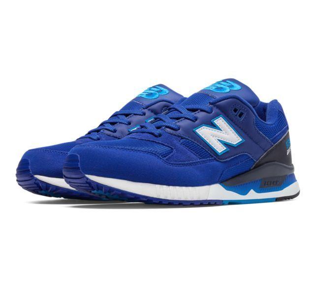 Nuevos Zapatos para hombre  New Balance M530PIB años 90 correr 530 ELITE edición Pinball Azul