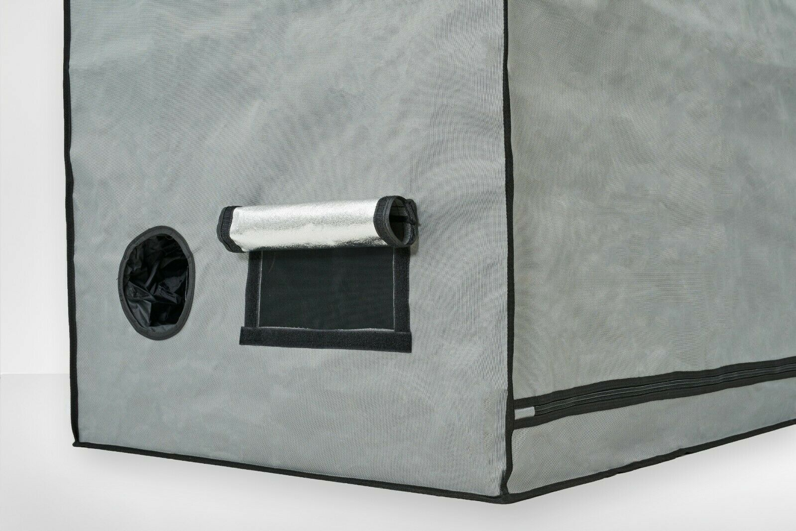 GROWBOX 80 x 120 x 200cm * Indoor Greenhouse Plant Tent BREEDING TENT Glass NEW