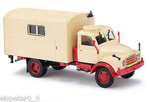 Busch-50812-Hanomag-AL-28-MKW-On-Tour-H0-Auto-Modell-1-87
