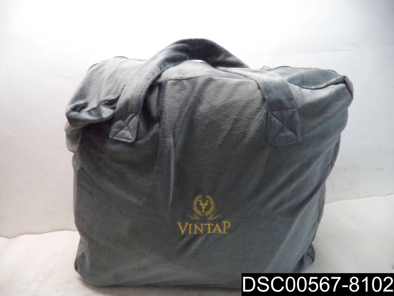 Vintap Weighted Blanket For Adults And Teens 60 X80  Heavy, Gravity Like 15 LBS