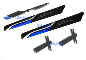 Double-Horse-9104-3-Ch-Helicopter-Replacement-Part-of-Main-blade-tail-blade