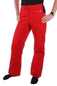 Spyder-Damen-Skihose-Ruby-Tailored-Fit-Pant-Rot-Gr-38