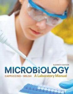 new microbiology a laboratory manual 11th edition by james g rh ebay com diagnostic medical microbiology laboratory manual Microbiology Lab Manual 11th Edition