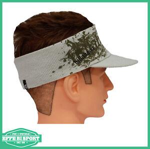migliore collezione vendita a buon mercato nel Regno Unito vari colori Dettagli su cappello visiera corta Billabong visiere uomo donna taglia  unica acrilico