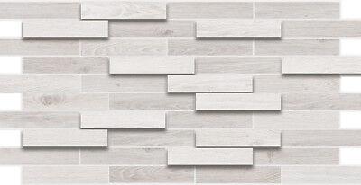 3D Wall Panels Plastic PVC Decorative Wood Tiles Cladding PARQUET
