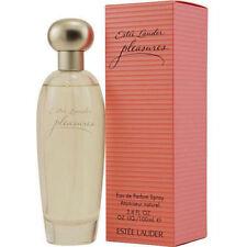 PLEASURES by ESTEE LAUDER 3.4 oz / 100 ML Eau De Parfum For Women *NIB*