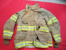 Lion Janesville 40 X 32r Drd Firefighter Turnout Bunker Gear Jacket Coat Tow